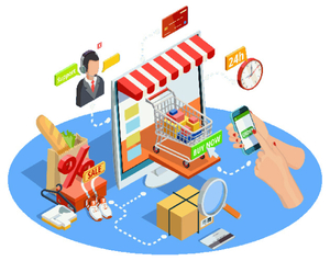 Vinayak Infosoft Best e-Commerce Solution Ecommerce Website