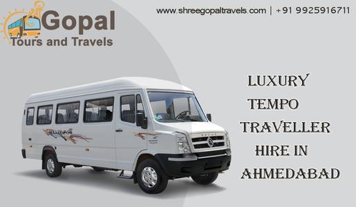 Shree Gopal Tours & Travels, Bapunagar