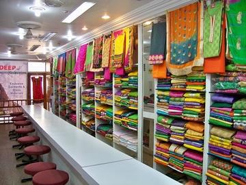 Deep Selection, Ashram Road
