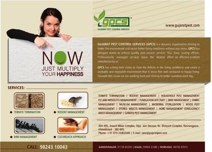 Gujarat Pest Control Services
