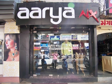 Aarya NX-Fashion For New Generation