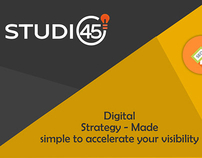 Studio 45 IT Service PVT LTD, Ellisbridge