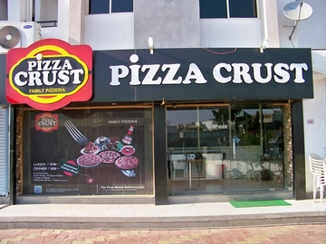 Pizza Crust