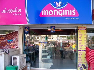 Monginis-The Cake Shop, Naranpura