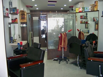 Morning Star- A Unisex Salon, Gota