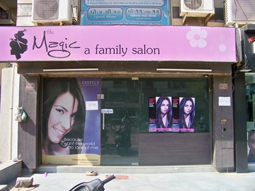 Magic- A Family Salon, Chandlodia