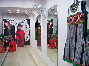 Anandi- Kurty & Western Outfits