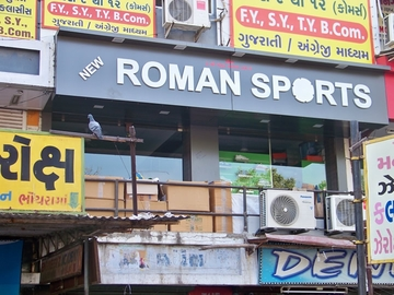 New Roman Sport