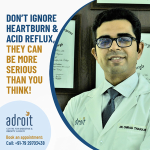 Adroit Centre for Digestive and Obesity Surgery.