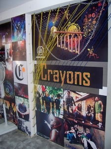 Crayons-The Fashion Point
