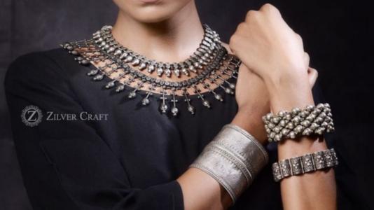 Silver Jewellery Online Zilver Craft