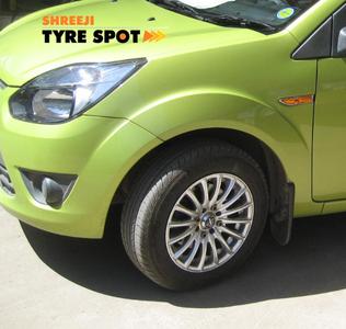 Shreeji Tyre Spot, Memnagar