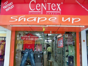 Shape Up-The Family Shop