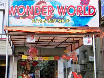 Wonder World -Toy & Gift Shop