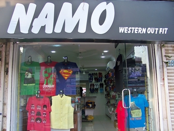 NAMO Western Outfit