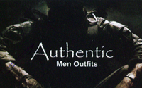Authentic-Men Outfits, Memnagar