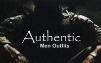 Authentic-Men Outfits, Memnagar