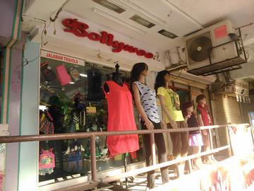 Bollywood-Ladies Western & Kids Wear