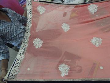 Bhabhi-Designer Saree