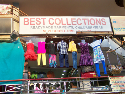 Best Collection, Memnagar