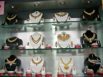 Gharena Jewellery, Memnagar