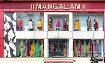 Mangalam-Sarees & Dress Wear