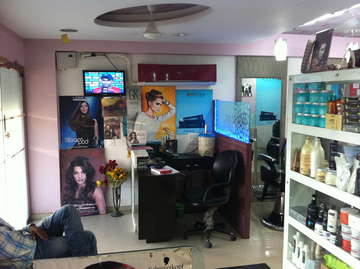 Nisha-Hair & Beauty Unisex Salon