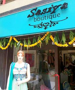 Sasiya Boutique, Bodakdev