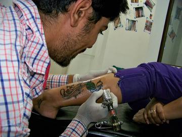 Blood Works Tattoo Studio School