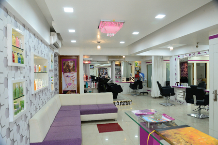 16 Image-The Family Salon, Navrangpura