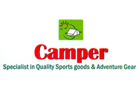 Camper-Specialist in Quality Sports Goods & Adventure Gear, Bopal