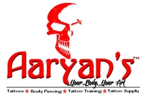 Aaryan's Tattoos & Body Piercing, Bodakdev