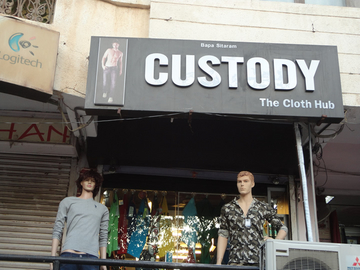 Custody-Western Outfits For Men