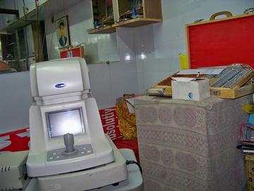 Gayatri Opticals, Ambavadi