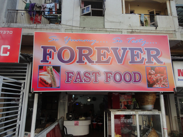 Forever Fast Foods