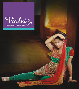 Violets Inspiring Lifestyles