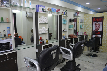 Latest Salon, Navrangpura